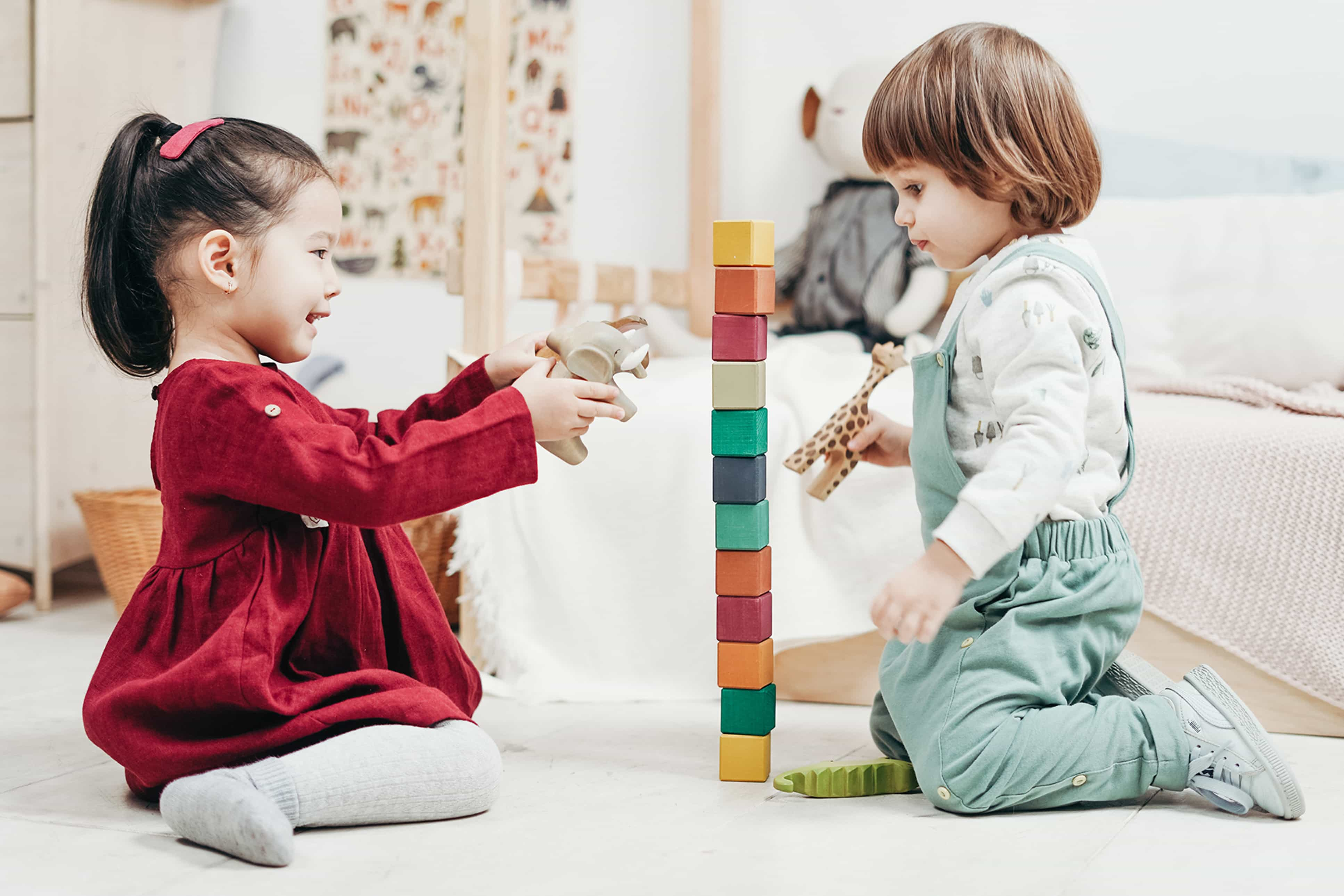 The Importance of Learning Through Play in the Early Years - Featured Image